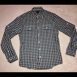 Michael Kors Plaid Longsleeve Shirt